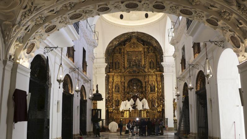 Visitas guiadas a la iglesia de Los Terceros