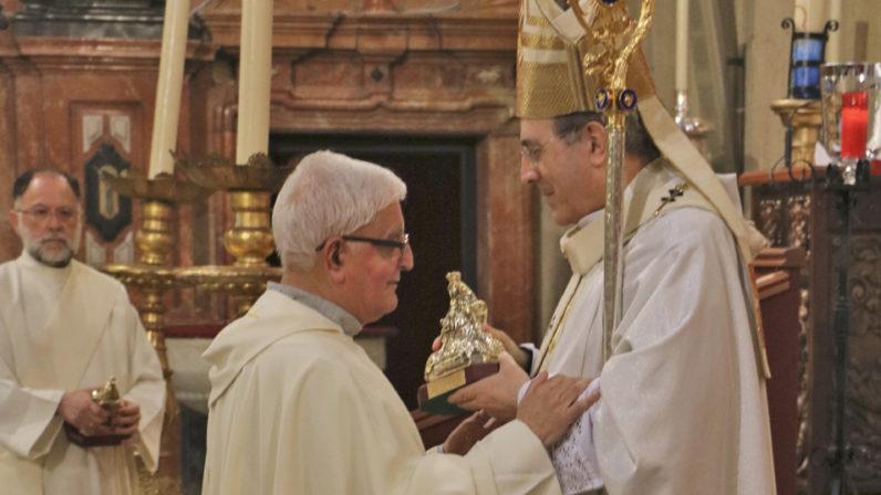 La Archidiócesis homenajea al clero en sus bodas de oro y plata