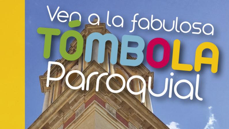 Tómbola benéfica en San Bartolomé