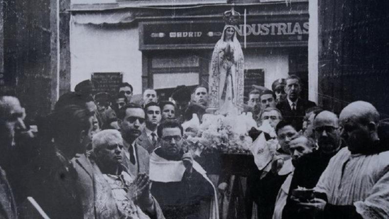 Sevilla renueva el legado de devoción mariana que llegó de Fátima