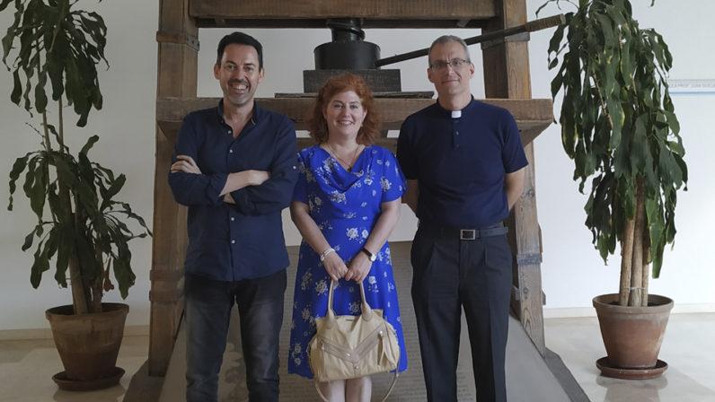 El ISCR 'San Isidoro y San Leandro' felicita a los dos primeros licenciados en Ciencias Religiosas