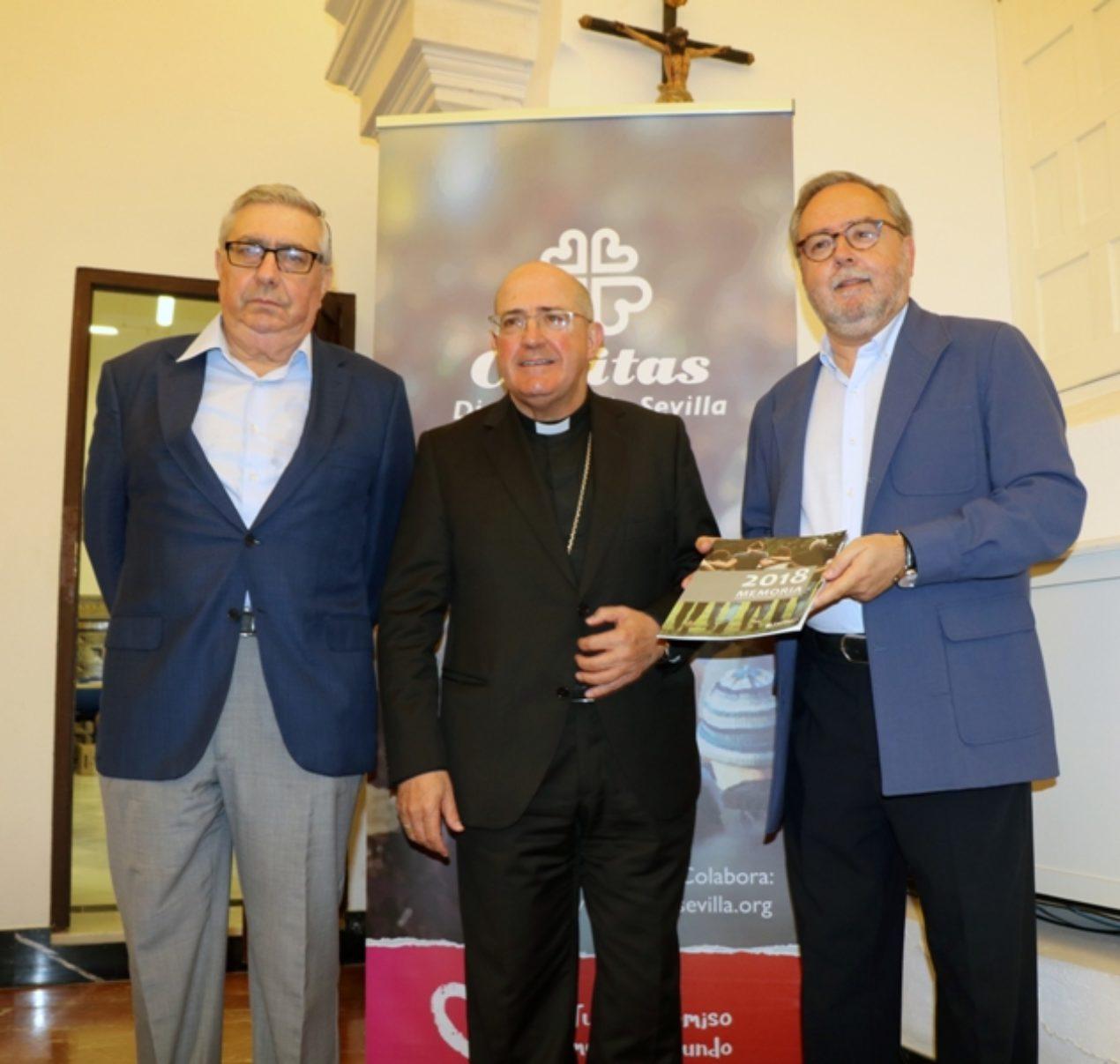 Presentación de la Memoria 2019 de Cáritas Diocesana