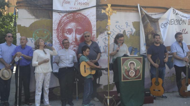 Misión Popular del Camino Neocatecumenal en Los Pajaritos