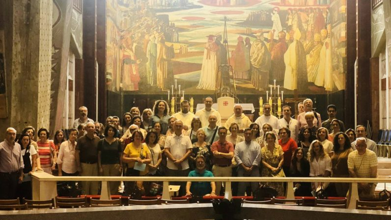 Finaliza la peregrinación diocesana a Tierra Santa