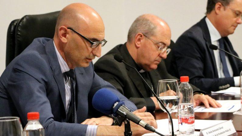 Conferencia de Jesús Avezuela en el Encuentro de Pensamiento Cristiano