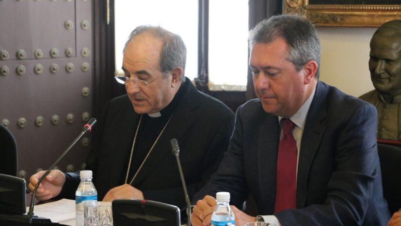 El Real Patronato de la Vivienda y Emvisesa firman un convenio de colaboración para el desarrollo de la barriada de Los Pajaritos