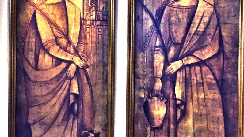 Santas Justa y Rufina. Parroquia de las Santas Justa y Rufina (Sevilla)