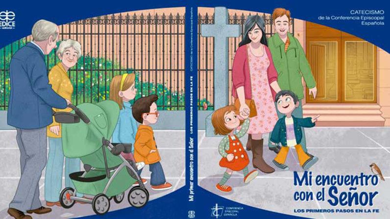 La CEE edita el primer catecismo para niños de 0 a 6 años