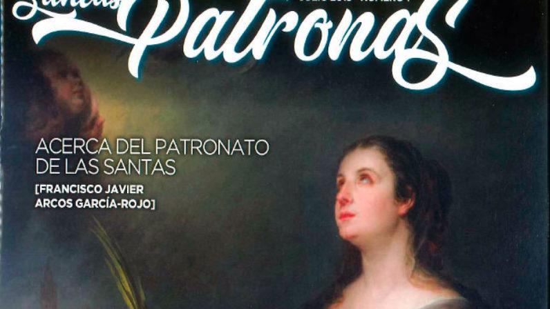 Primer número de la revista 'Santas Patronas'