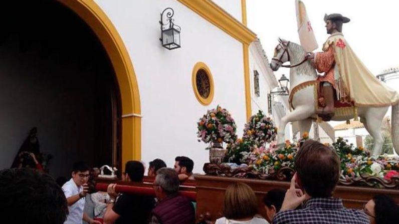 Nuevo himno para el patrón de Los Corrales, Santiago Apóstol