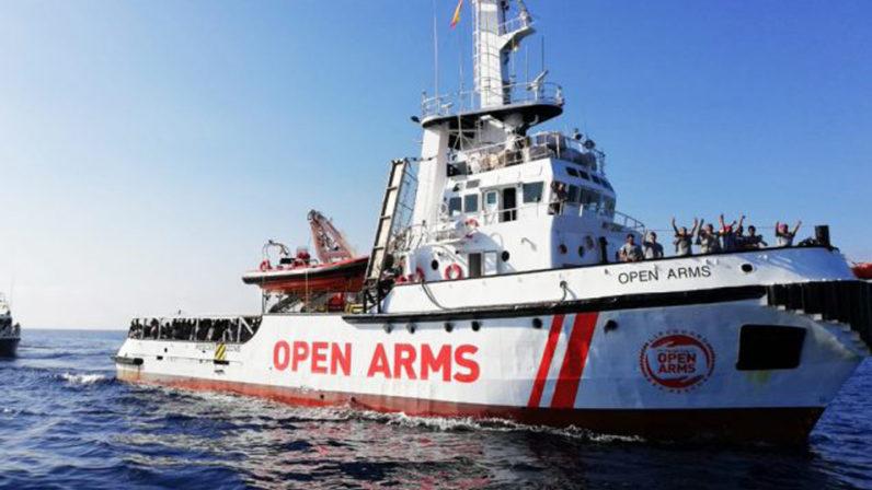 Open Arms: ¿dónde está la Misericordia?