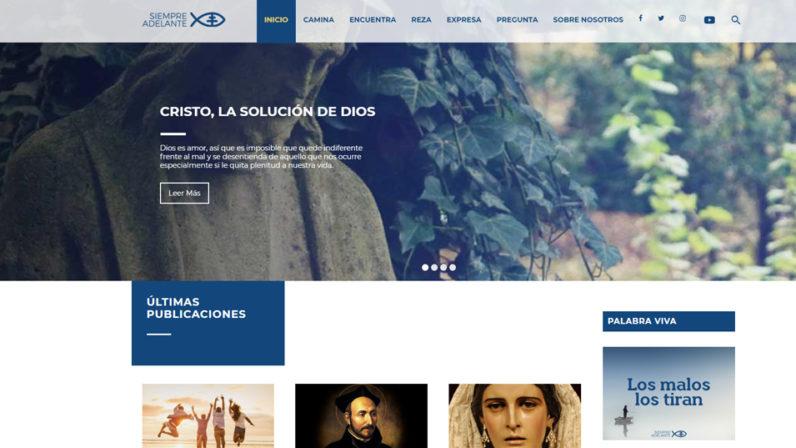 Siempre Adelante, la Iglesia en Sevilla en salida por el continente digital