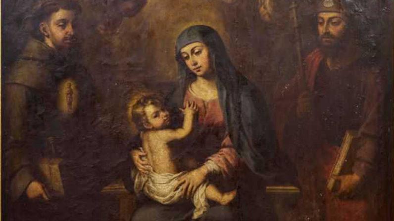 La Catedral acomete la intervención sobre la Capilla de la Virgen del Consuelo