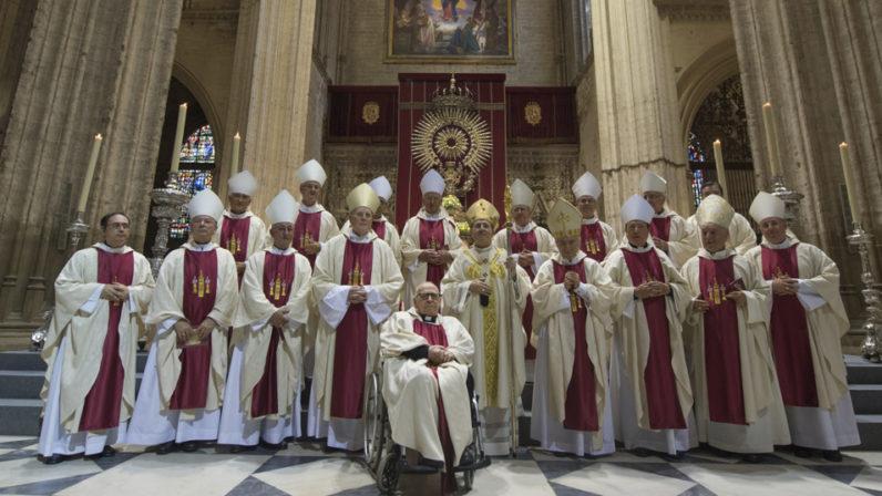 """Entrevista a monseñor Asenjo: """"No es fácil ser arzobispo, nunca lo ha sido y ahora menos que antes"""""""