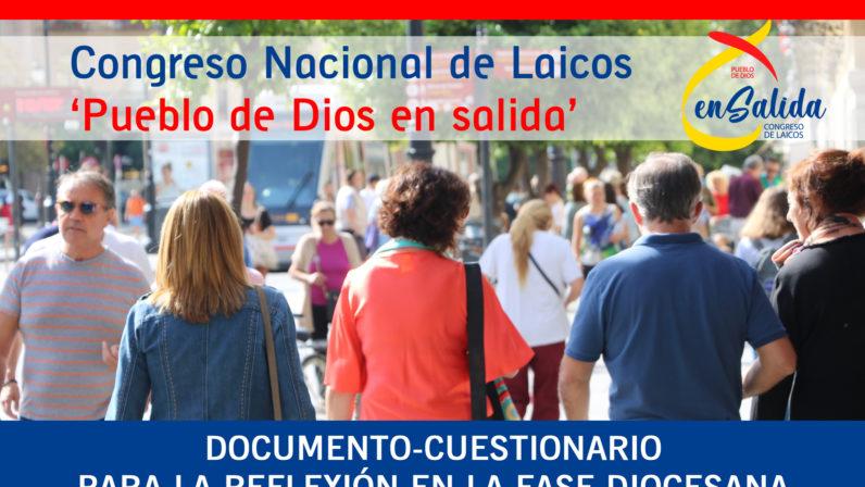 Llamada a la participación del laicado sevillano en la fase diocesana del Congreso Nacional de Laicos