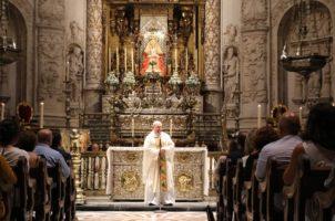 Misa de inicio de curso de los colegios diocesanos de Sevilla
