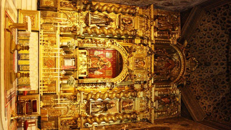La Natividad de la Virgen, del convento de Santa María de Jesús