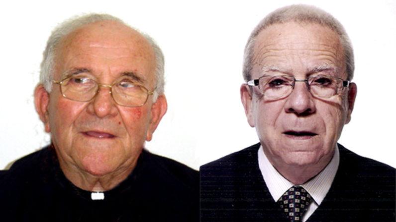 Fallecen dos sacerdotes diocesanos