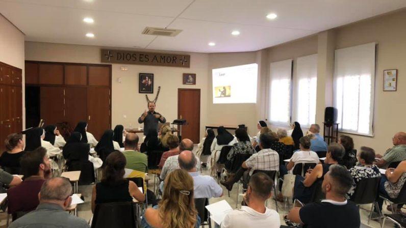 Las Dominicas de Bormujos iniciaron la Escuela de Oración