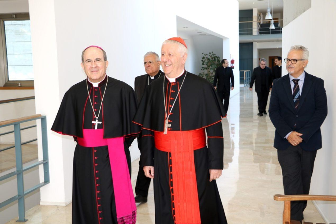 Inauguración de la nueva Facultad de Teología San Isidoro de Sevilla