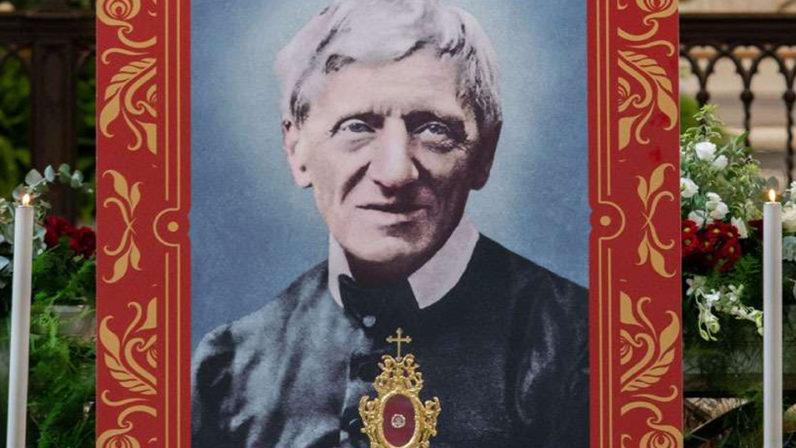 La Iglesia en Sevilla celebra la canonización del Cardenal Newman