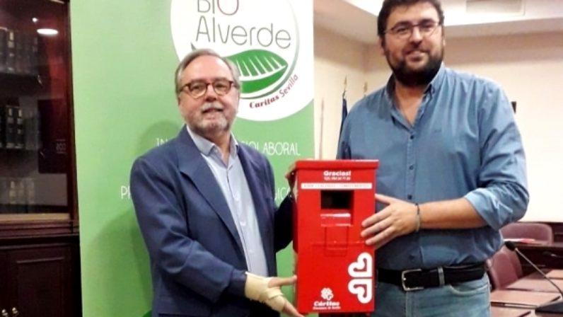 Guillena se une a la Economía Solidaria de Cáritas