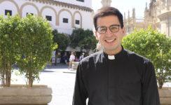Ordenación sacerdotal del diácono Eduardo Vega