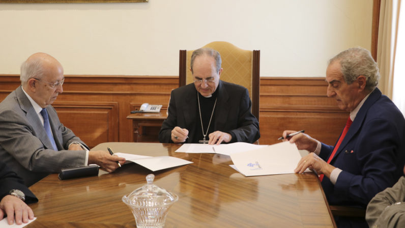 La Fundación Imago Solis firma un convenio de colaboración con CIVISUR