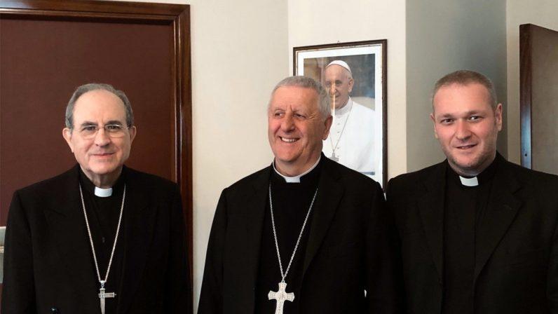 El cardenal Versaldi presidirá el acto de erección de la nueva Facultad de Teología de Sevilla