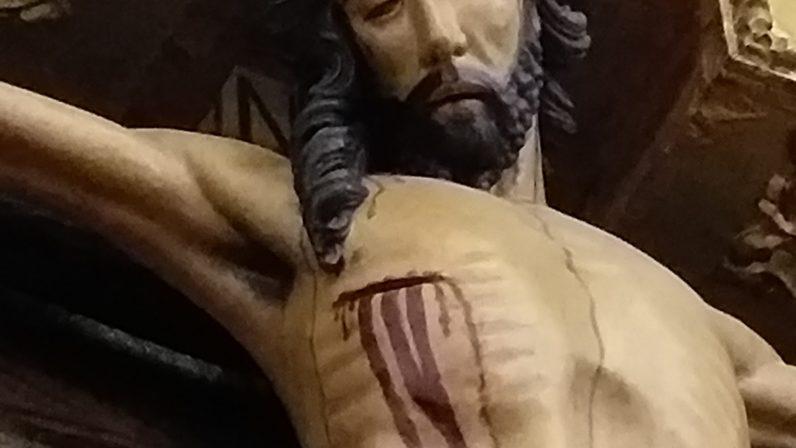 Cristo del Buen Fin de la Parroquia de Ntra. Sra. de Consolación (El Pedroso)