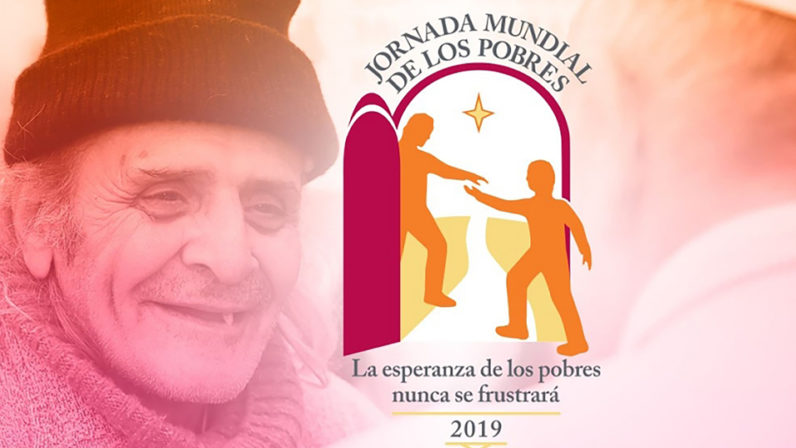 Carta Pastoral con motivo de la 'III Jornada Mundial de los Pobres'