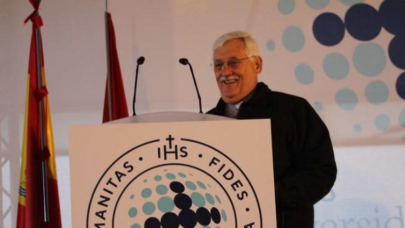 El padre general de la Compañía de Jesús inaugura la Universidad Loyola de Sevilla