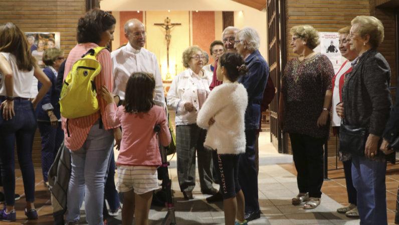 Carta Pastoral por el Día de la Iglesia Diocesana 'Sin ti no hay presente. Contigo hay futuro'
