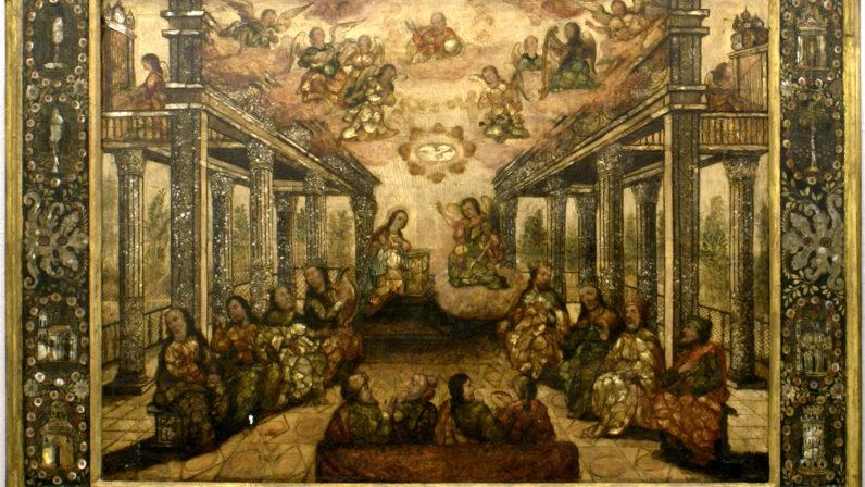 Alegoría de la Encarnación, Hermandad de la Quinta Angustia, Sevilla