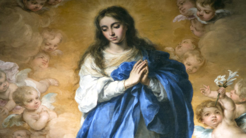 Carta Pastoral 'Bendita sea la Inmaculada Concepción'