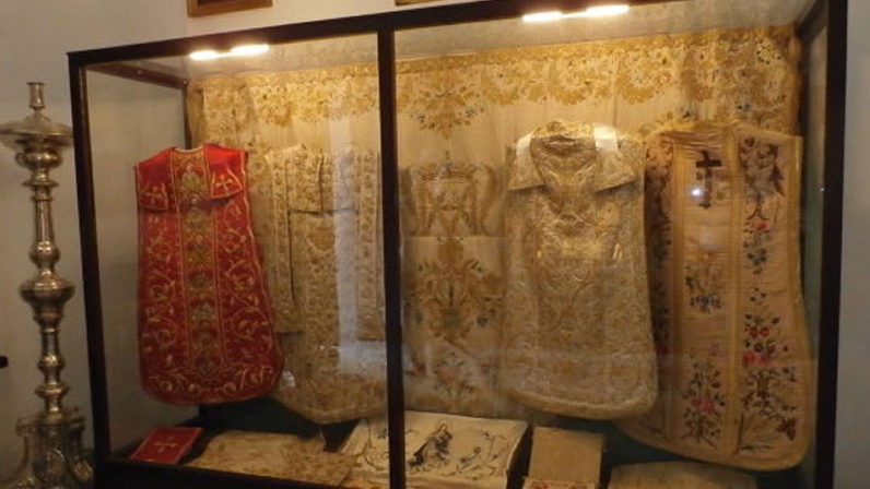 El Museo de las mercedarias de Osuna cumple cincuenta años