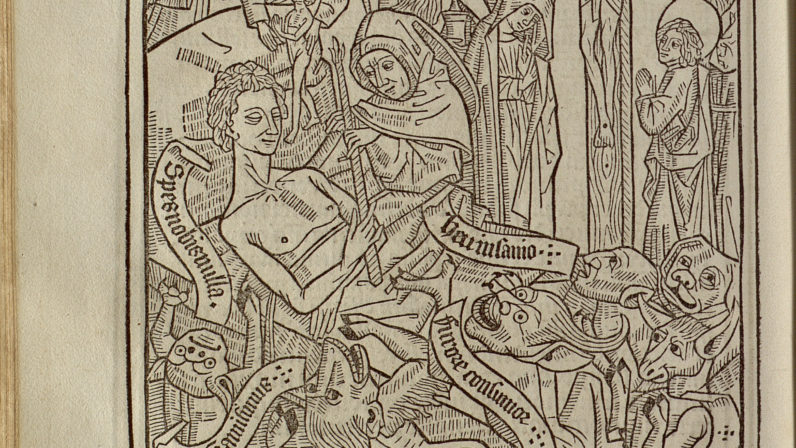 Una guía espiritual para el moribundo (Biblioteca Colombina)