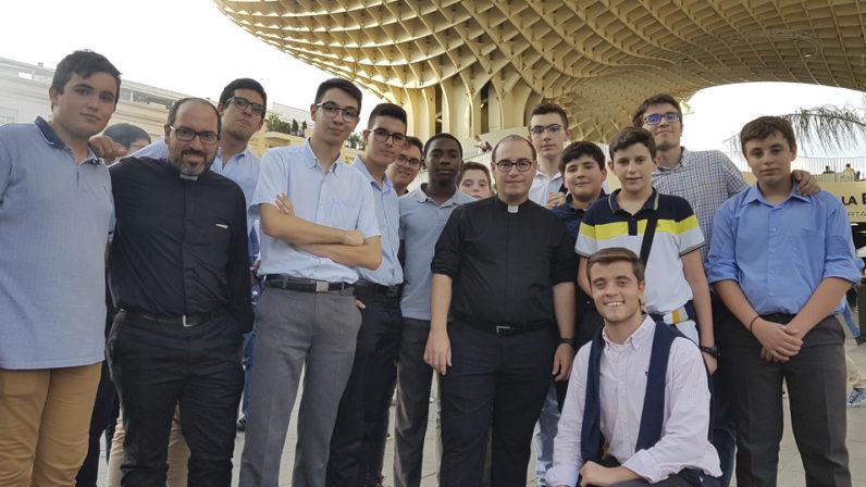 Sevilla acoge el Encuentro de Seminarios Menores del Sur