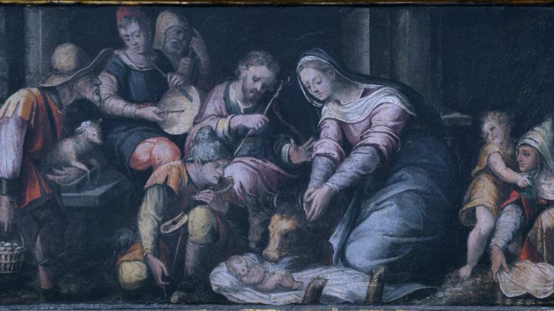 'La Adoración de los pastores' de la Parroquia de Señora Santa Ana de Triana