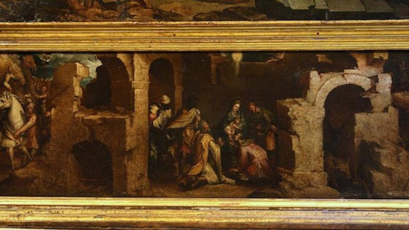 Epifanía, en la Catedral de Sevilla