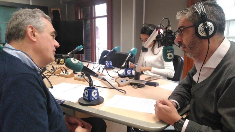 IGLESIA NOTICIA | Entrevista al Dr. Salvador Alegre (15-12-2019)