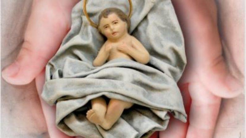 Bendición de imágenes del 'Niño Jesús' en la Catedral