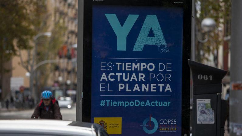 No hemos avanzado nada con la COP25