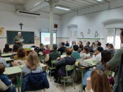Formación para familias en el Colegio San Isidoro