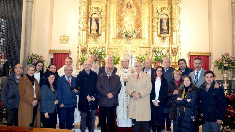 """Monseñor Asenjo anima a los periodistas a """"profundizar en la búsqueda de la verdad"""""""