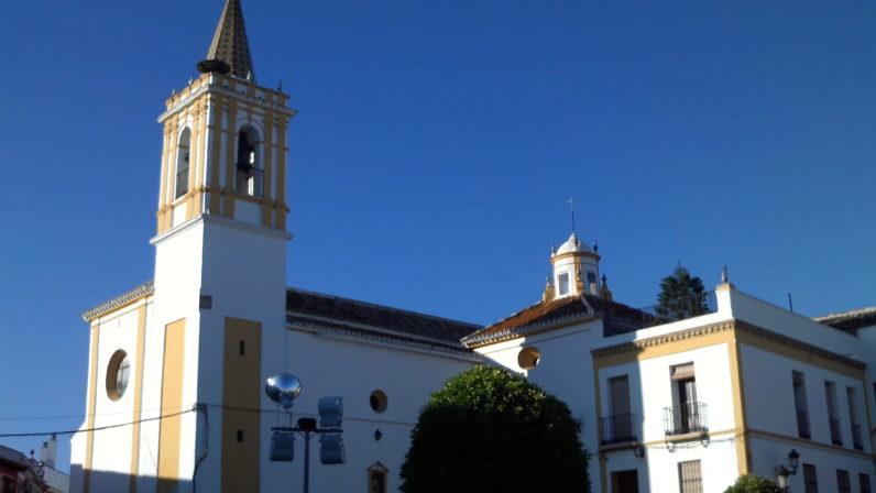 Eucaristía en desagravio por profanación en la Parroquia San Martín de Carrión de los Céspedes
