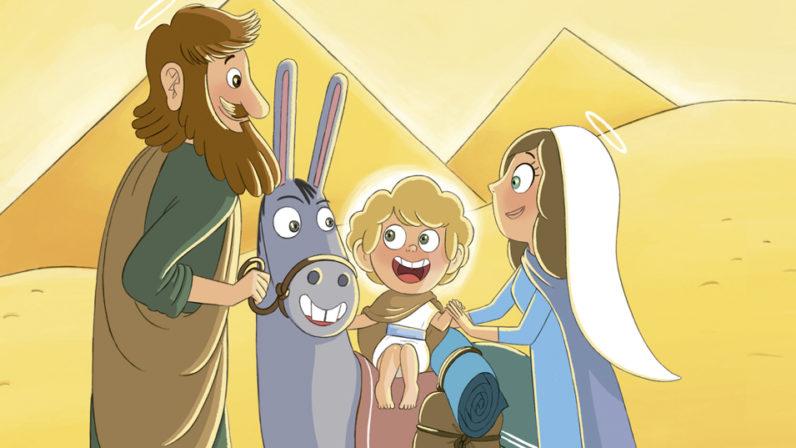 """Jornada de la Infancia Misionera: """"Con Jesús a Egipto, ¡en marcha!"""""""