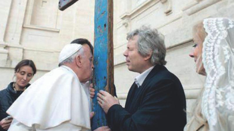 Carta Pastoral 'La cruz de Lampedusa del Papa Francisco llega a Sevilla'