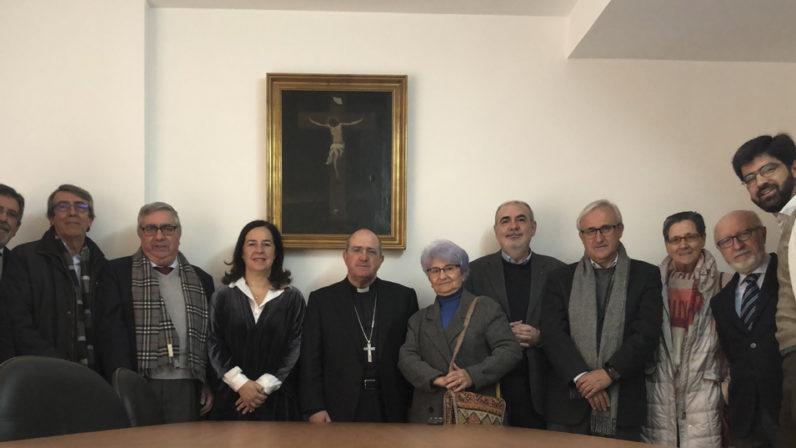 El Obispo auxiliar destaca la labor de la Fundación Cardenal Spínola