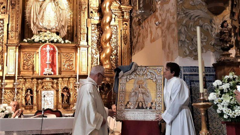 Homenaje al sacerdote Manuel Mateo en su 80º aniversario